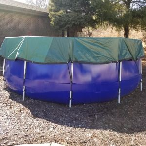 16' Splash A Round Pool Winter Cover
