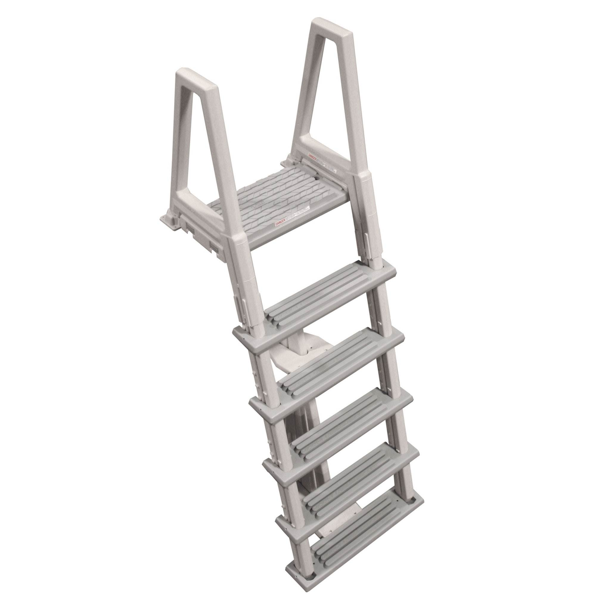 6000 In Pool Ladder 42-56 inch Deck Mount