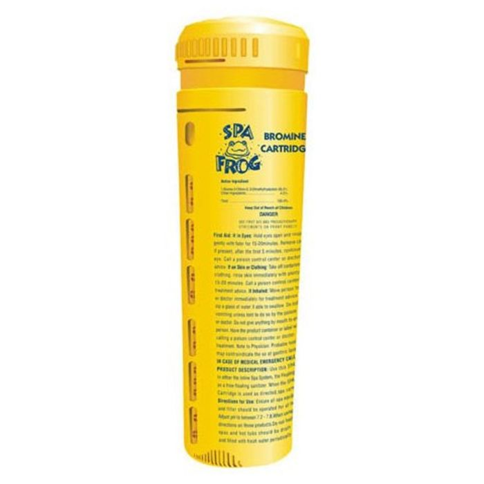 Frog Bromine Cartridge Replacement Yellow